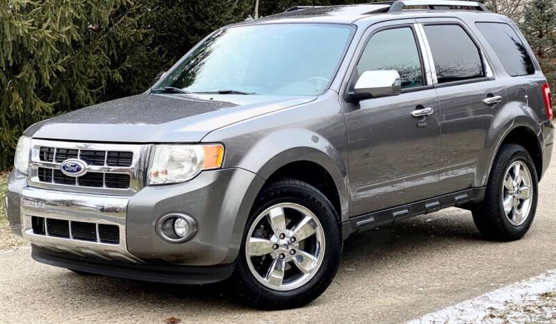 2010 Ford Escape for sale at Carmel Truck & Auto in Carmel IN