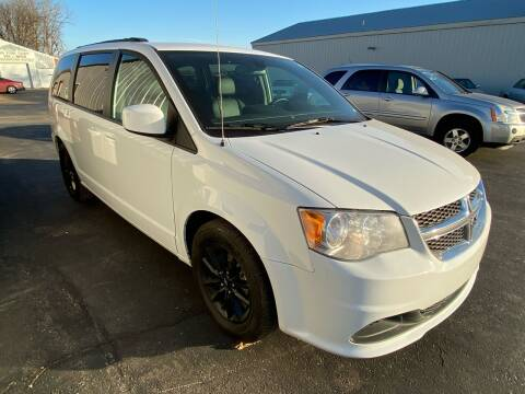2019 Dodge Grand Caravan for sale at Hill Motors in Ortonville MN