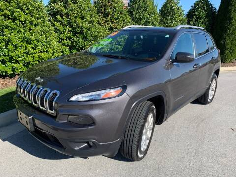 2015 Jeep Cherokee for sale at AutoMart East Ridge in Chattanooga TN