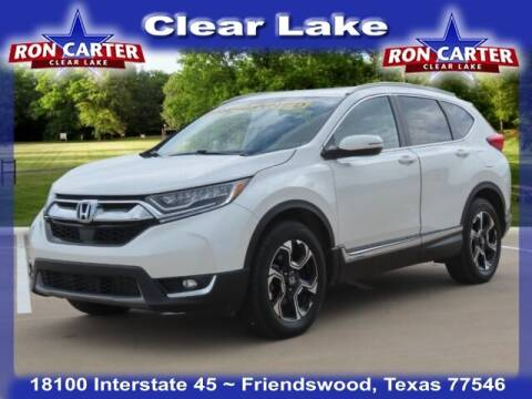 2018 Honda CR-V for sale at Ron Carter  Clear Lake Used Cars in Houston TX