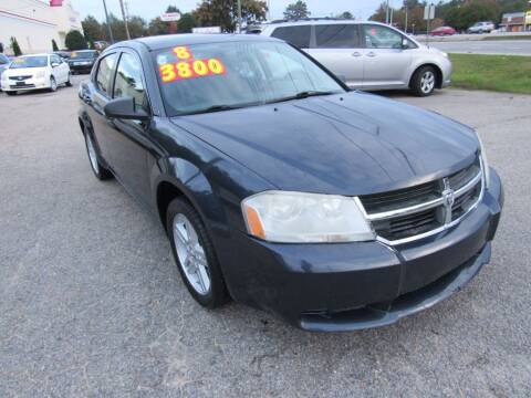 2008 Dodge Avenger for sale at Auto Bella Inc. in Clayton NC