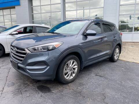 2016 Hyundai Tucson for sale at Brian Jones Motorsports Inc in Danville VA