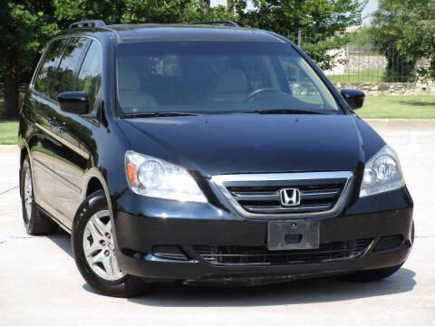 2007 Honda Odyssey for sale at Ritz Auto Group in Dallas TX