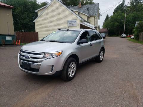 2014 Ford Edge for sale at WB Auto Sales LLC in Barnum MN
