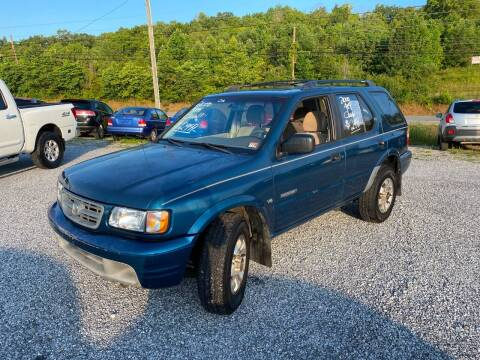 2000 Honda Passport for sale at Bailey's Auto Sales in Cloverdale VA