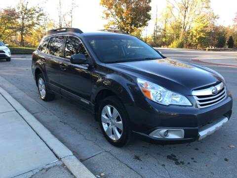 2011 Subaru Outback for sale at Third Avenue Motors Inc. in Carmel IN