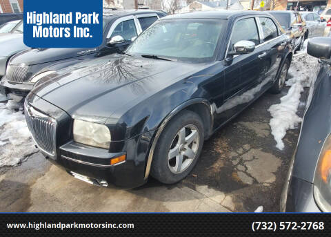2007 Chrysler 300 for sale at Highland Park Motors Inc. in Highland Park NJ