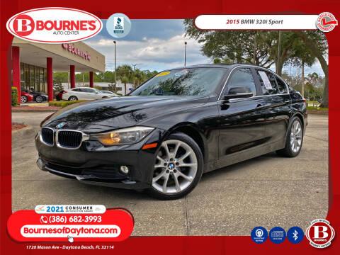 2015 BMW 3 Series for sale at Bourne's Auto Center in Daytona Beach FL