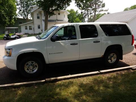 2007 Chevrolet Suburban for sale at RLS Enterprises in Sioux Falls SD