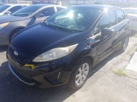 2012 Ford Fiesta for sale at Castle Used Cars in Jacksonville FL