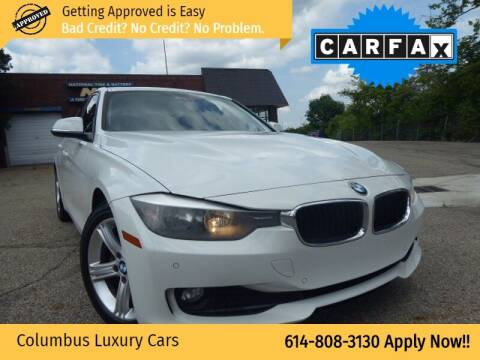 2013 BMW 3 Series for sale at Columbus Luxury Cars in Columbus OH