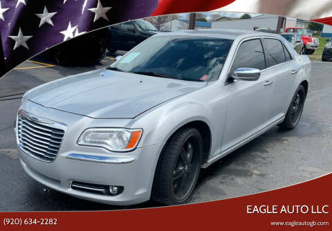 2012 Chrysler 300 for sale at Eagle Auto LLC in Green Bay WI