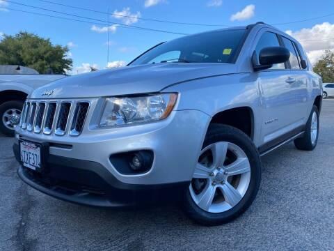 2012 Jeep Compass for sale at Auto Mercado in Clovis CA