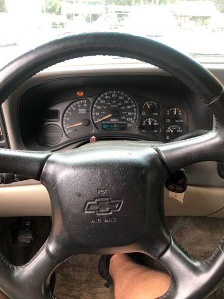 2002 Chevrolet Tahoe LS 4WD 4dr SUV - Eustis FL