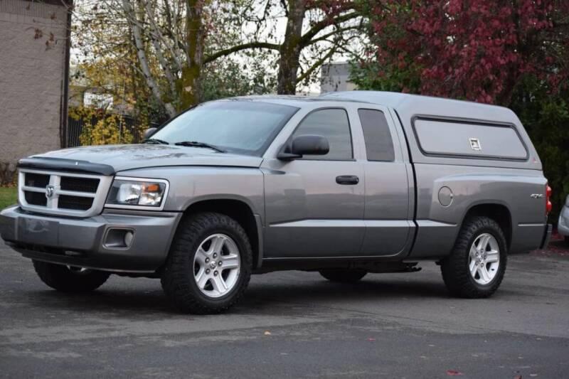 2010 Dodge Dakota for sale at Beaverton Auto Wholesale LLC in Hillsboro OR