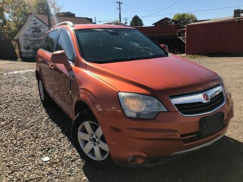 2008 Saturn Vue for sale at 3-B Auto Sales in Aurora CO