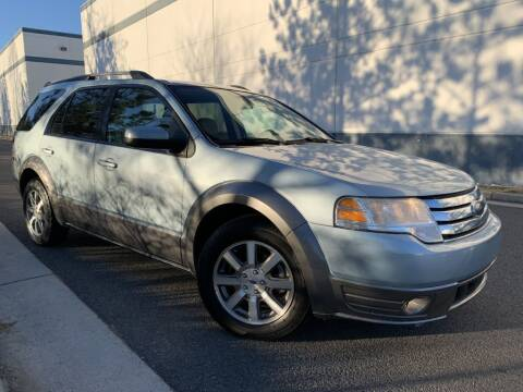 2008 Ford Taurus X for sale at PM Auto Group LLC in Chantilly VA