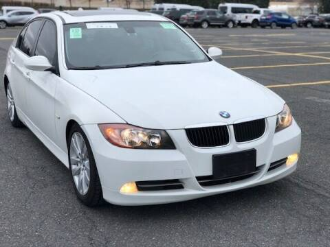 2008 BMW 3 Series for sale at MOUNT EDEN MOTORS INC in Bronx NY
