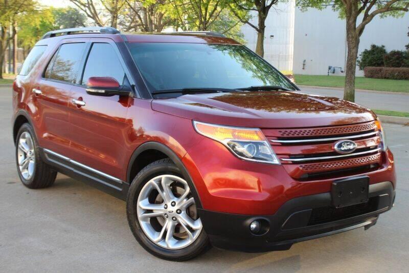 2014 Ford Explorer for sale at DFW Universal Auto in Dallas TX