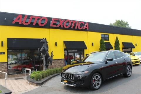 2017 Maserati Levante for sale at Auto Exotica in Red Bank NJ