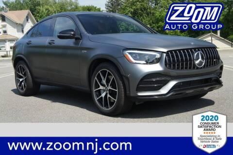 2020 Mercedes-Benz GLC for sale at Zoom Auto Group in Parsippany NJ