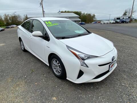 2016 Toyota Prius for sale at ALL WHEELS DRIVEN in Wellsboro PA