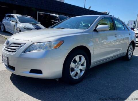2008 Toyota Camry for sale at Steel Chariot in San Jose CA