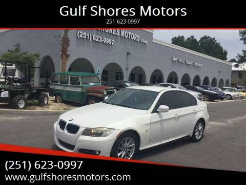 2010 BMW 3 Series for sale at Gulf Shores Motors in Gulf Shores AL