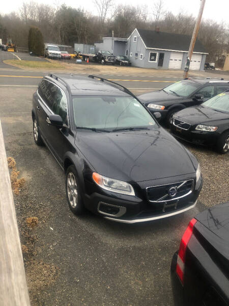 2011 Volvo XC70 for sale at Specialty Auto Inc in Hanson MA