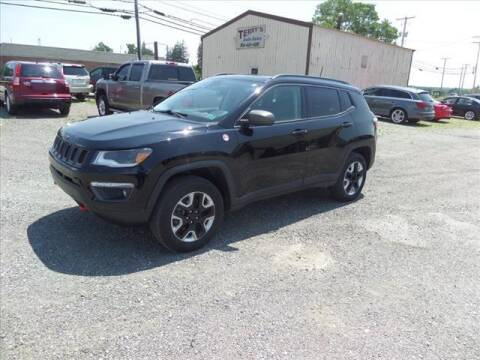 2018 Jeep Compass for sale at Terrys Auto Sales in Somerset PA