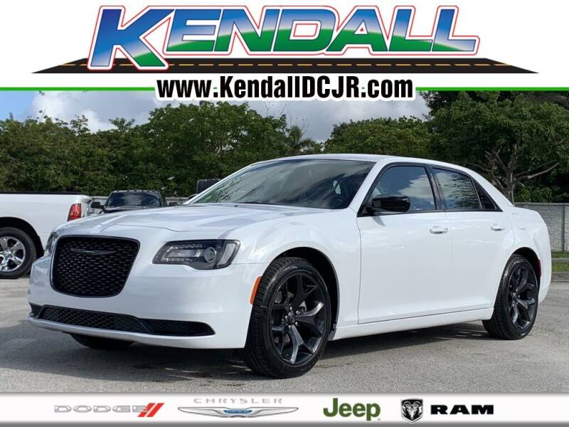 2021 Chrysler 300 for sale in Miami, FL