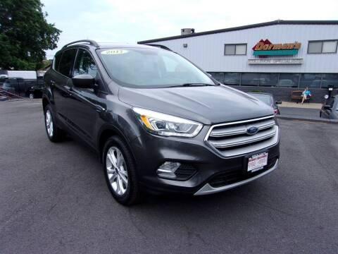 2017 Ford Escape for sale at Dorman's Auto Center inc. in Pawtucket RI