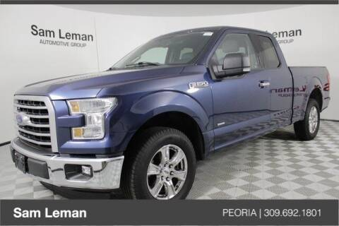 2015 Ford F-150 for sale at Sam Leman Chrysler Jeep Dodge of Peoria in Peoria IL