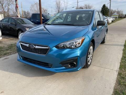 2017 Subaru Impreza for sale at Wyss Auto in Oak Creek WI