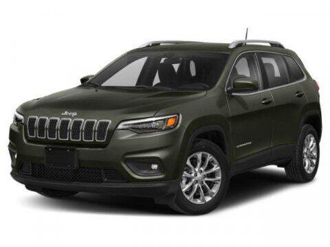2019 Jeep Cherokee for sale at Griffin Buick GMC in Monroe NC