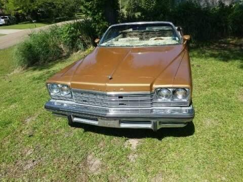 1975 Buick LeSabre for sale at Classic Car Deals in Cadillac MI