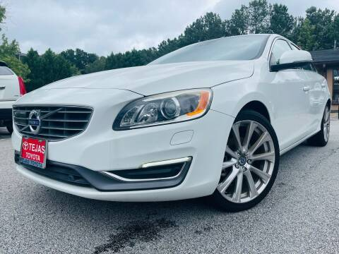 2016 Volvo S60 for sale at Classic Luxury Motors in Buford GA