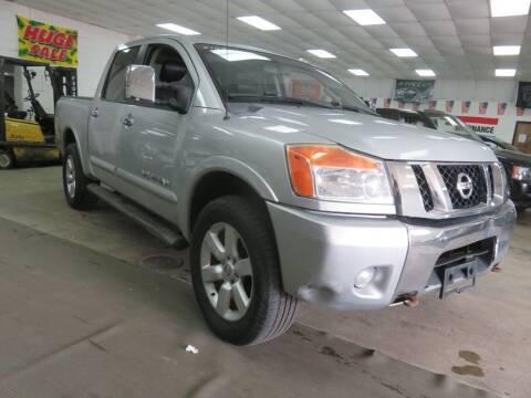 2012 Nissan Titan for sale at US Auto in Pennsauken NJ