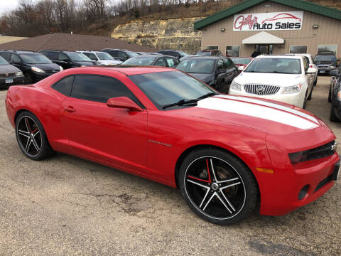 2011 Chevrolet Camaro for sale at Gilly's Auto Sales in Rochester MN