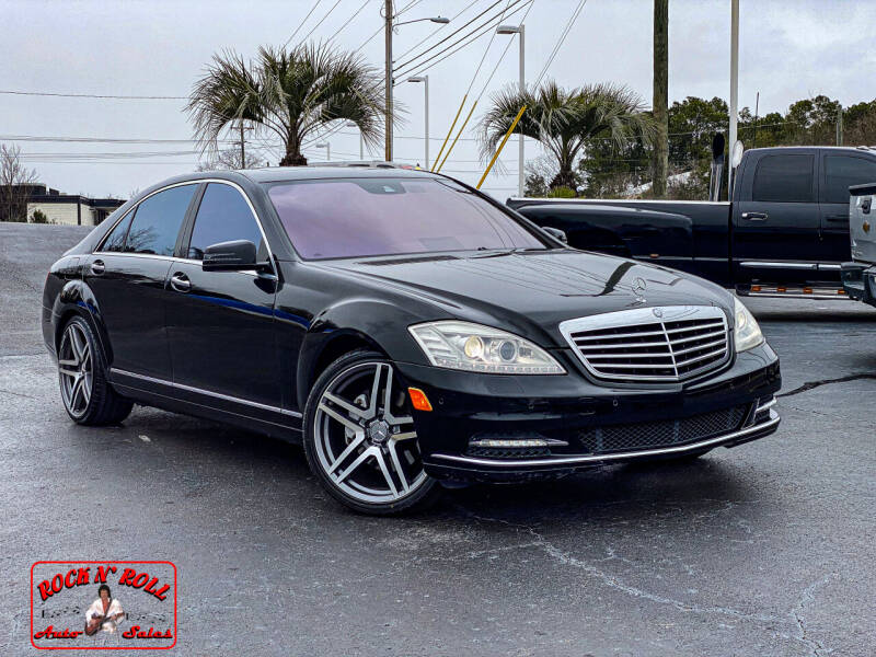 2010 Mercedes-Benz S-Class for sale at Rock 'n Roll Auto Sales in West Columbia SC