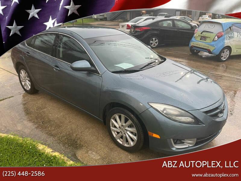 2012 Mazda MAZDA6 for sale at ABZ Autoplex, LLC in Baton Rouge LA