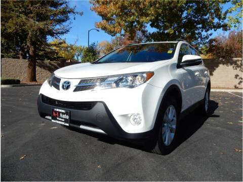 2013 Toyota RAV4 for sale at A-1 Auto Wholesale in Sacramento CA
