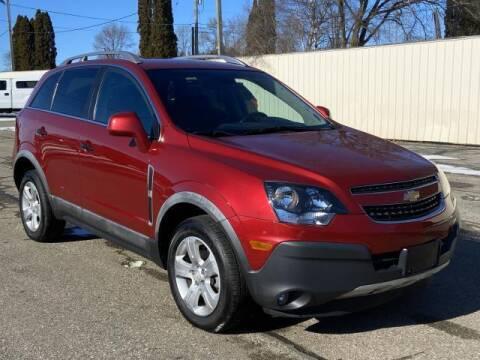 2015 Chevrolet Captiva Sport for sale at Miller Auto Sales in Saint Louis MI