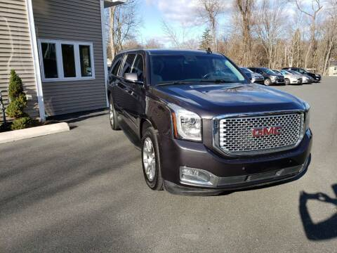 2017 GMC Yukon XL for sale at KLC AUTO SALES in Agawam MA