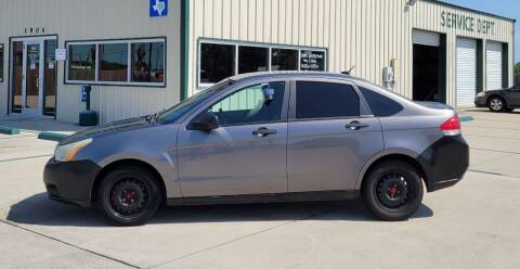 2010 Ford Focus for sale at Budget Motors in Aransas Pass TX