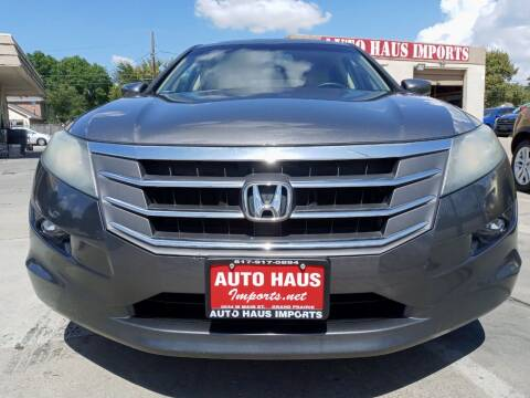2010 Honda Accord Crosstour for sale at Auto Haus Imports in Grand Prairie TX