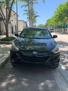 2014 Hyundai Tucson for sale at Rosa's Auto Sales in Miami FL