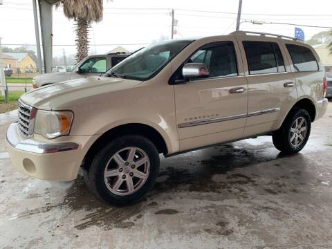 2008 Chrysler Aspen for sale at M & M Motors in Angleton TX