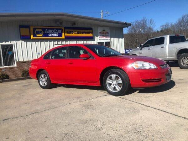 2013 Chevrolet Impala for sale at BARD'S AUTO SALES in Needmore PA