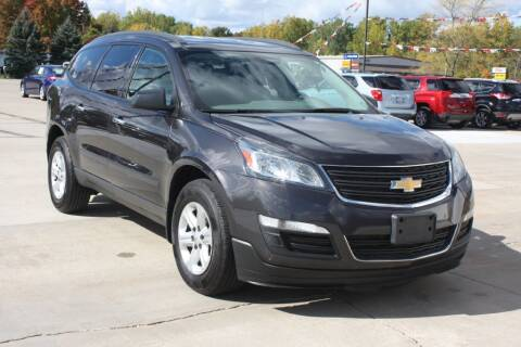 2016 Chevrolet Traverse for sale at Sandusky Auto Sales in Sandusky MI